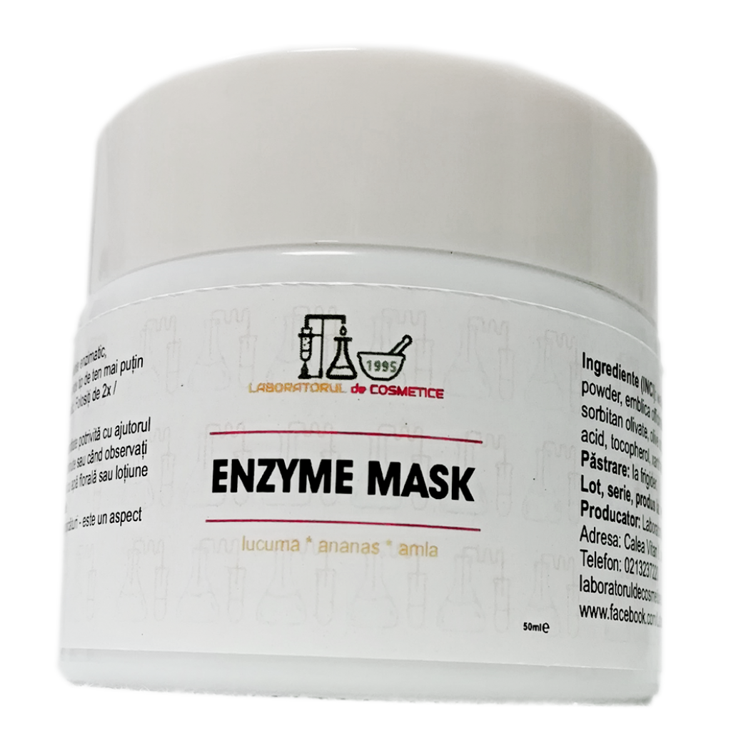 ENZYME MASK- lumineaza si exfoliaza enzimatic 40g