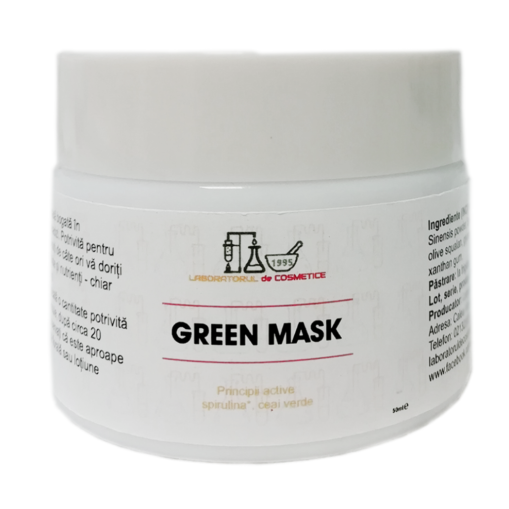 GREEN MASK- boost de antioxidanti 50g