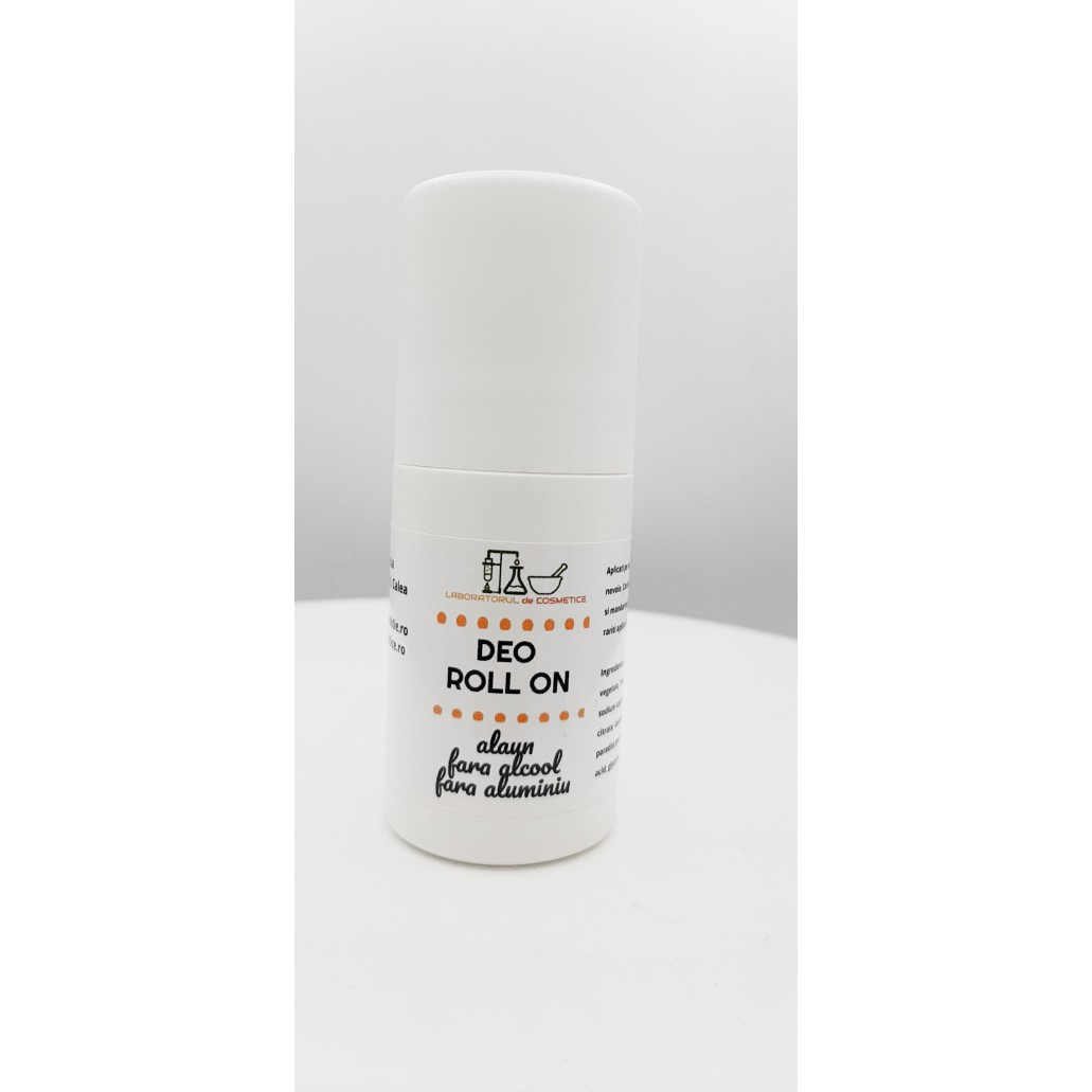 ROLL-ON NATURAL FARA ALUMINIU SI PARFUM 50ml