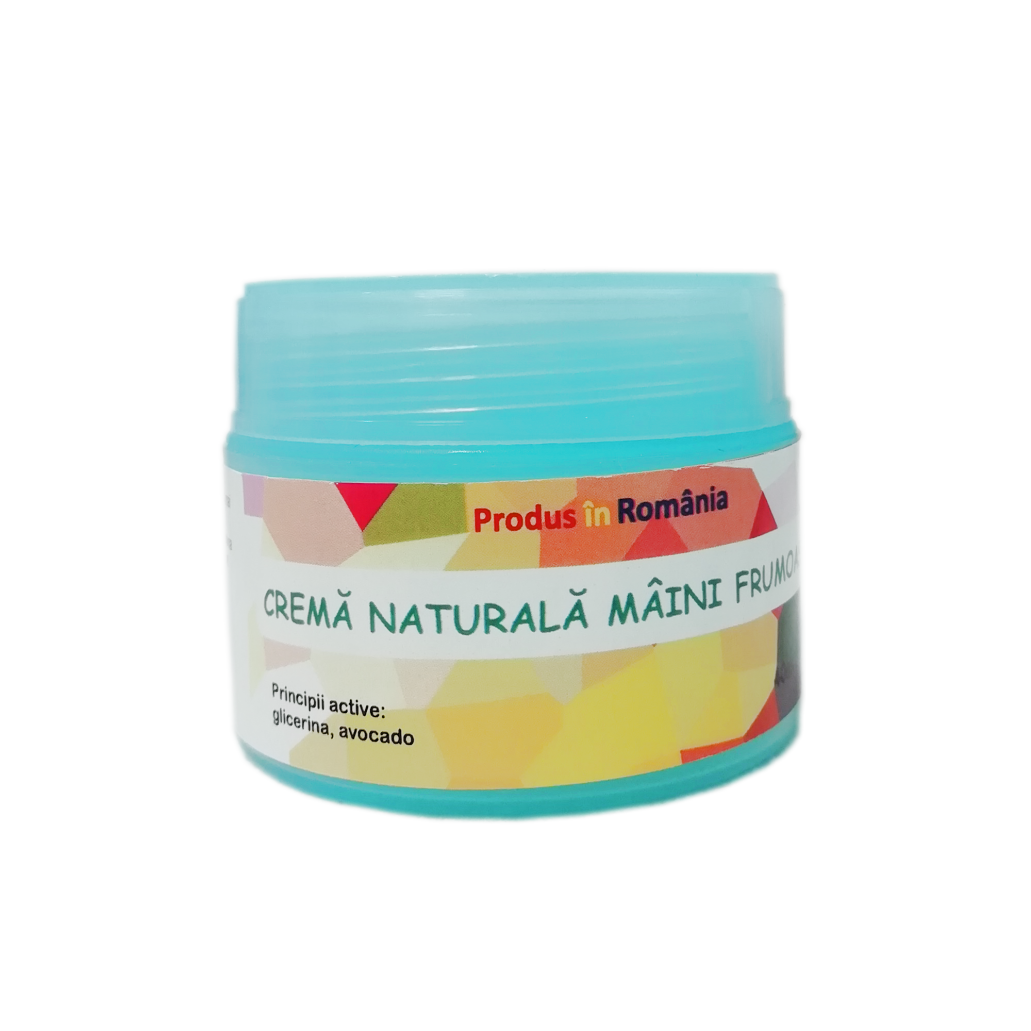 CREMA naturala MAINI FRUMOASE 40ml