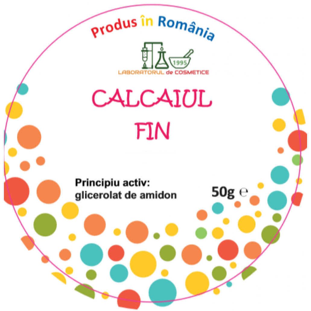 CALCAIUL FIN gel keratolitic 50g