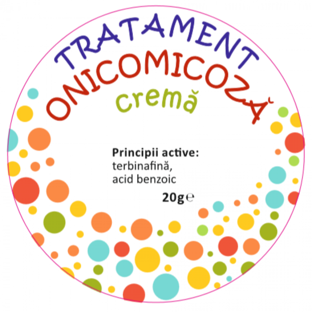 anti ONICOMICOZA crema 20g
