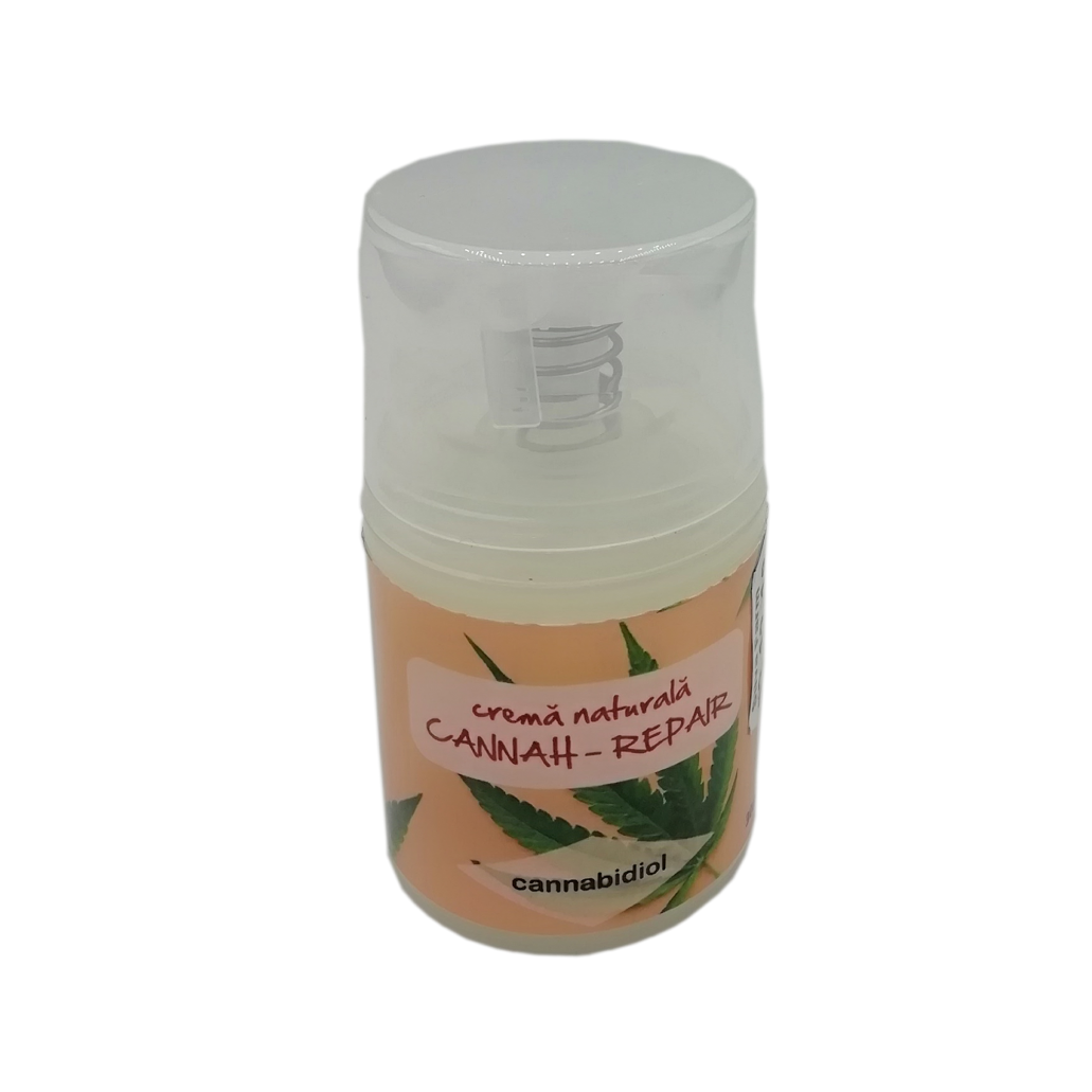 CREMA naturala CANNAH REPAIR 30ml