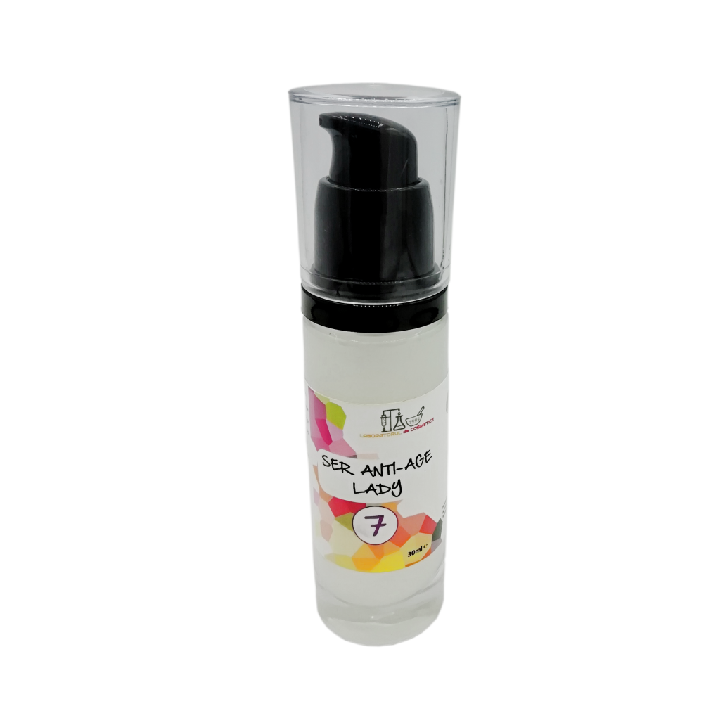 SER LADY 7 - ANTIRID-ANTI-AGE cu 7 ingrediente inovatoare 30ml